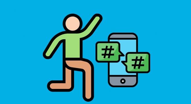 Cómo usar hashtags para cada red social
