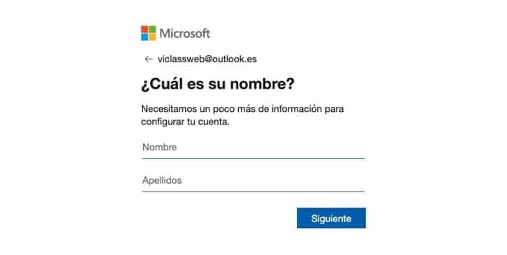 Cómo crear y configurar una cuenta de Outlook en Windows 10